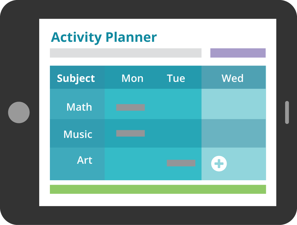 Daycare Provider Activity Planner