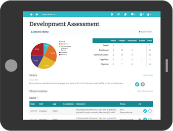 Early childhood development assessment