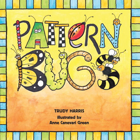 pattern bugs by trudy harris