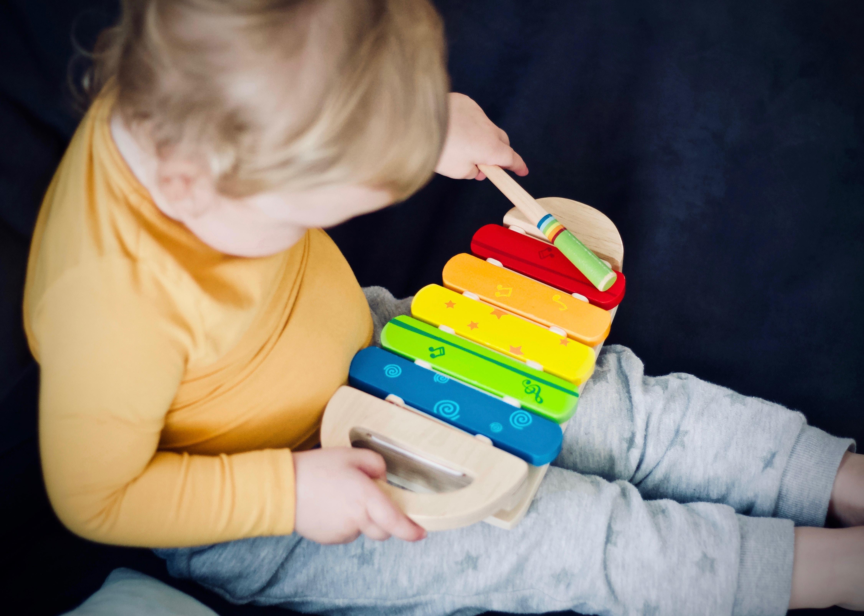 music for child preschool cognitive development activity