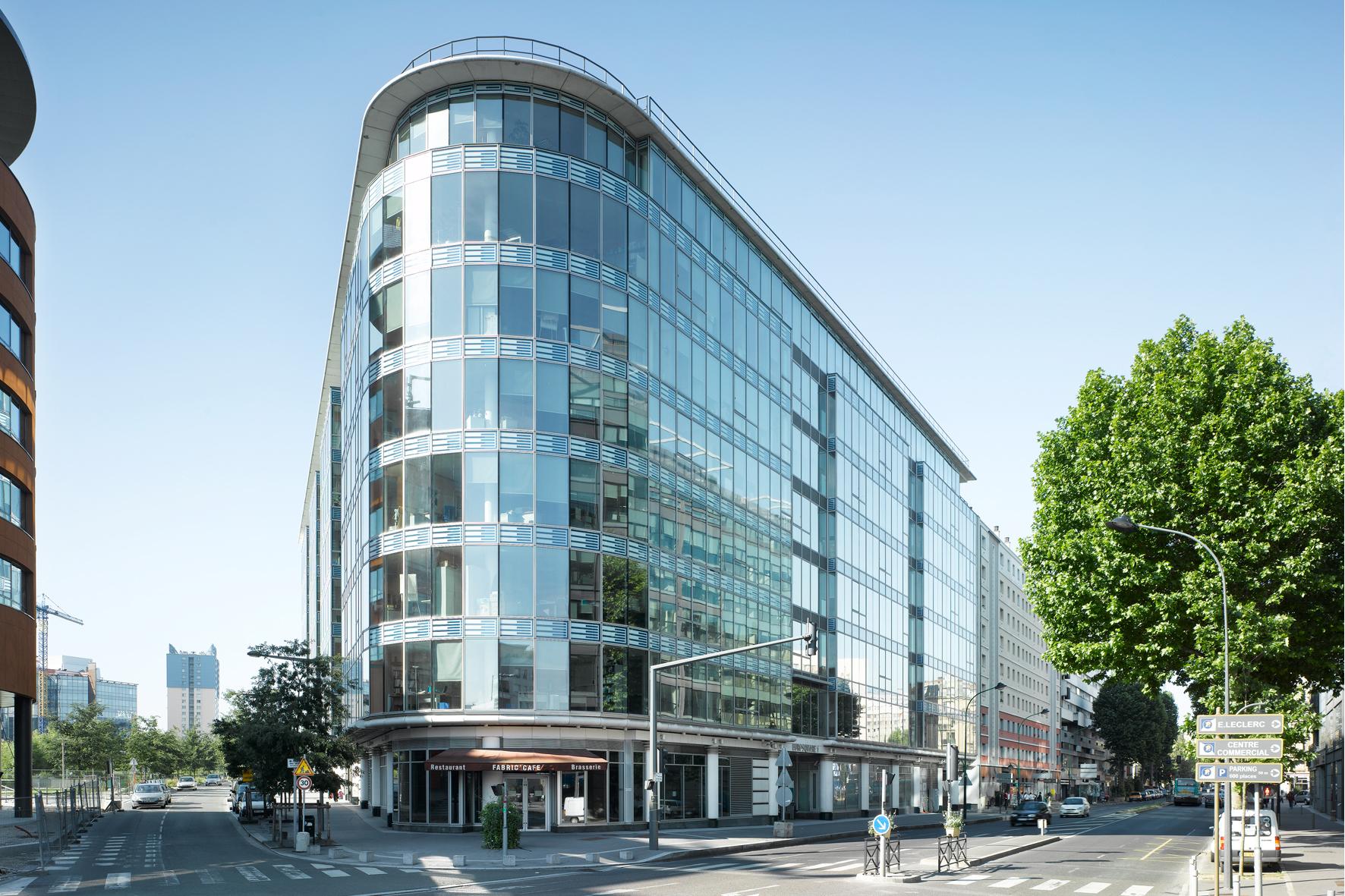Eurosquare 1 Building