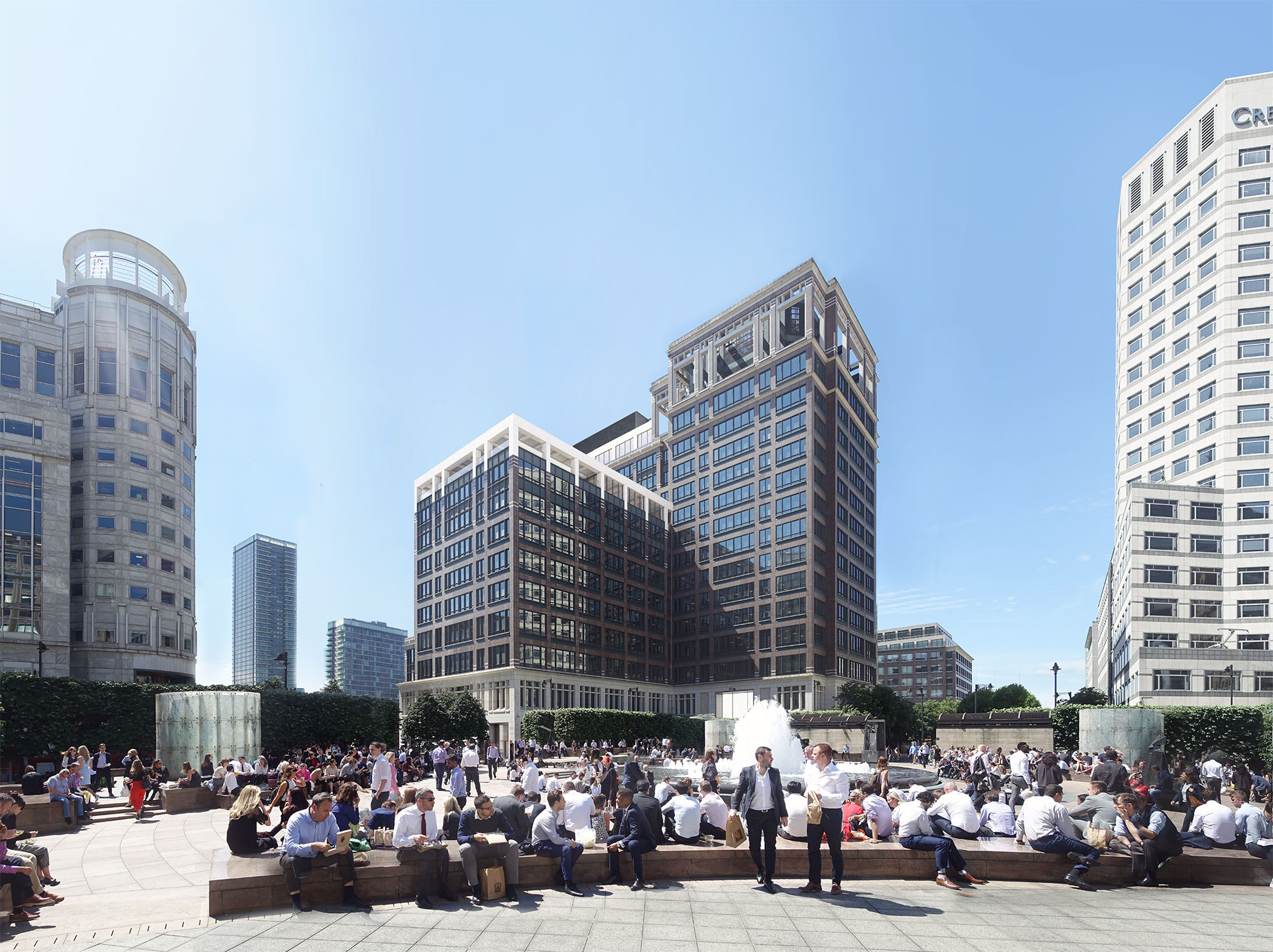 Morgan Stanley Investor Relations >> Hines to Commence Redevelopment of 25 Cabot Square – Hines