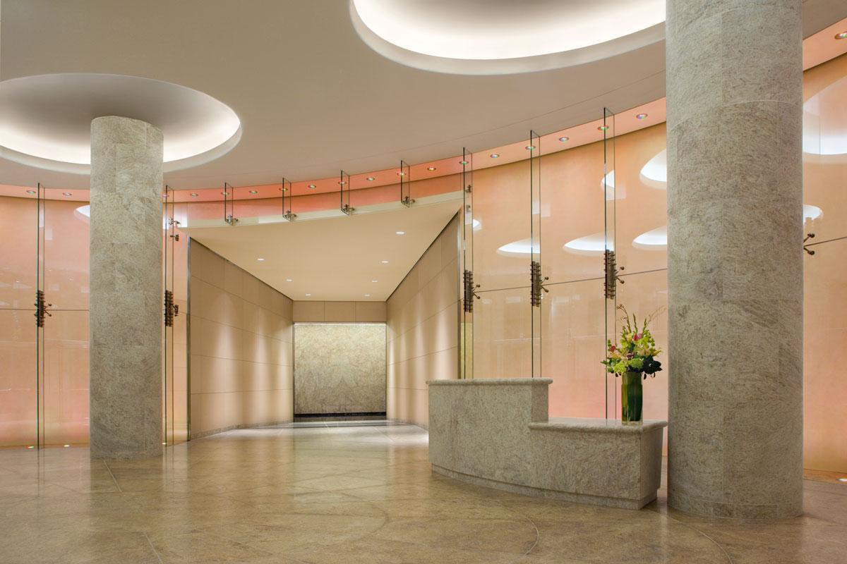 100 Montgomery - San Francisco, CA - Lobby