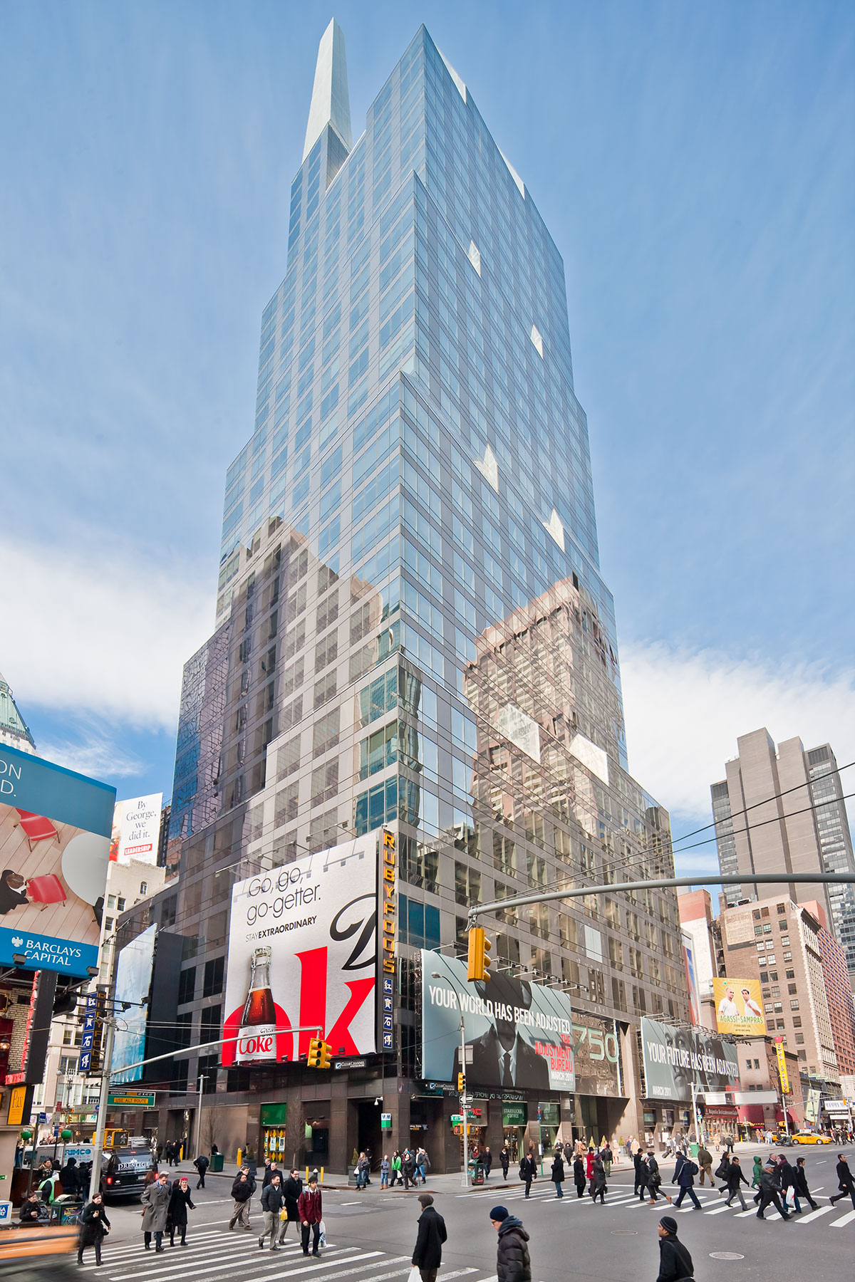 750 Seventh Avenue New York Properties Hines