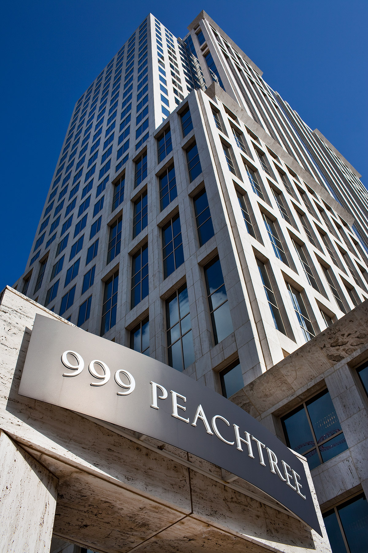 999 Peachtree Atlanta Properties Hines