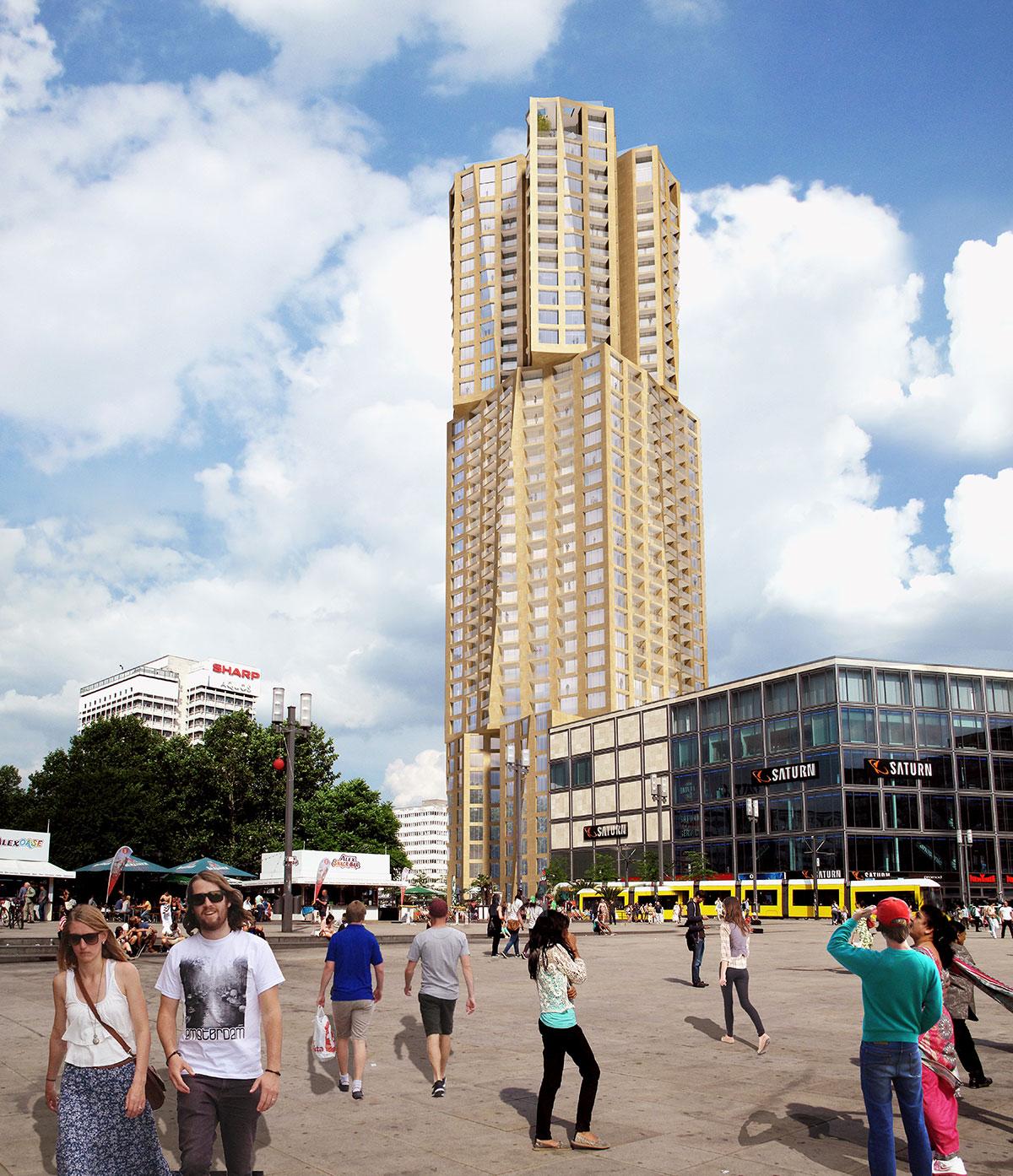 Alexanderplatz Residential