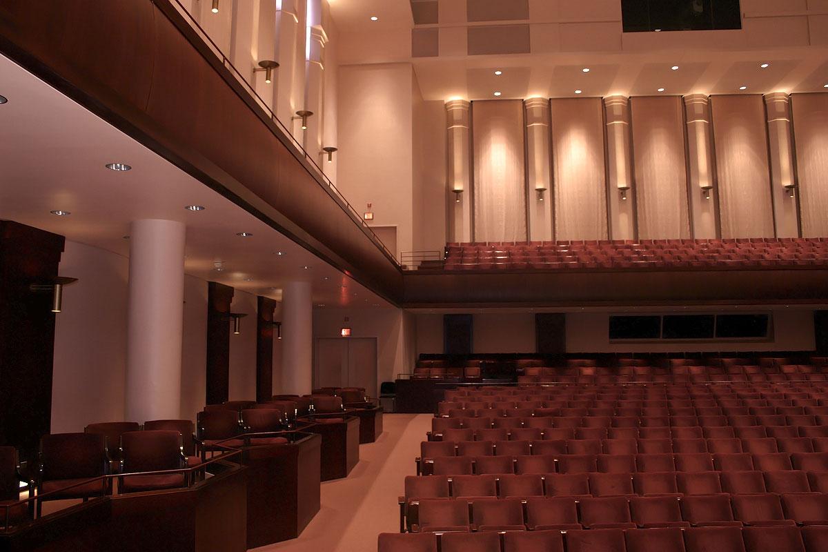 Alice Pratt Brown Hall At Rice University