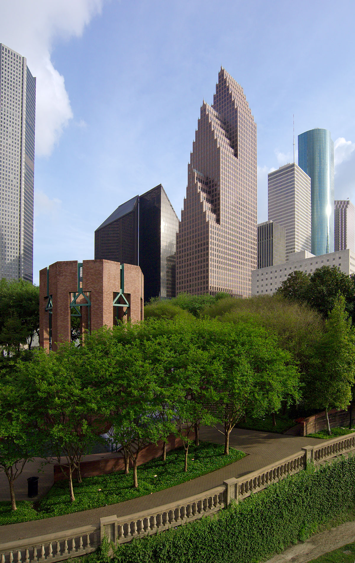 Bank of America Center Houston