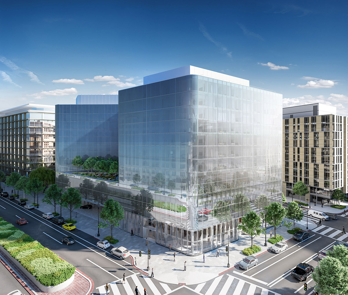 CityCenterDC - Conrad Washington, D.C.