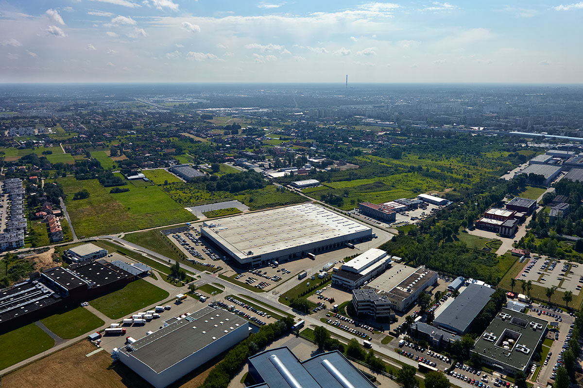 Polish Logistics Portfolio - Distribution Park Annopol Expansion