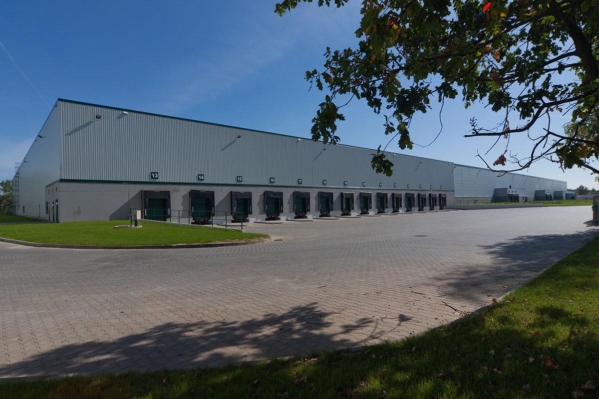 Distribution Park Bedzin