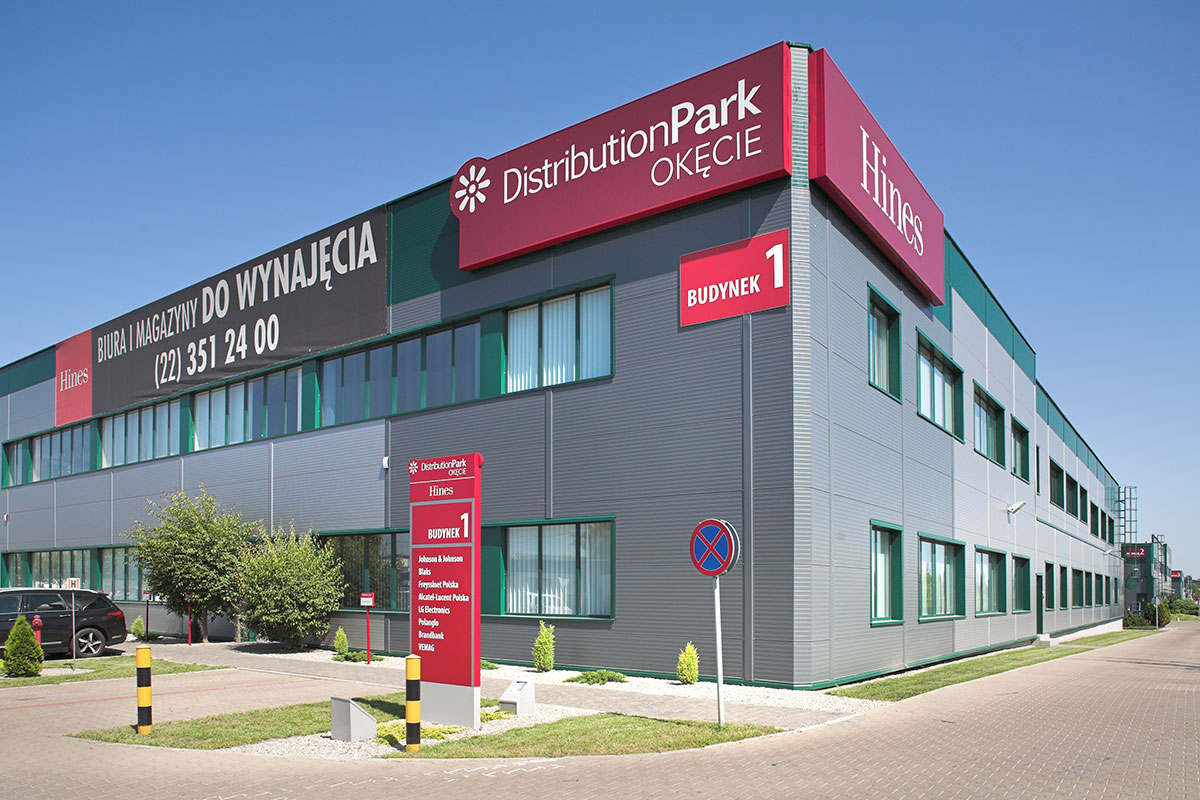 Distribution Park Okecie