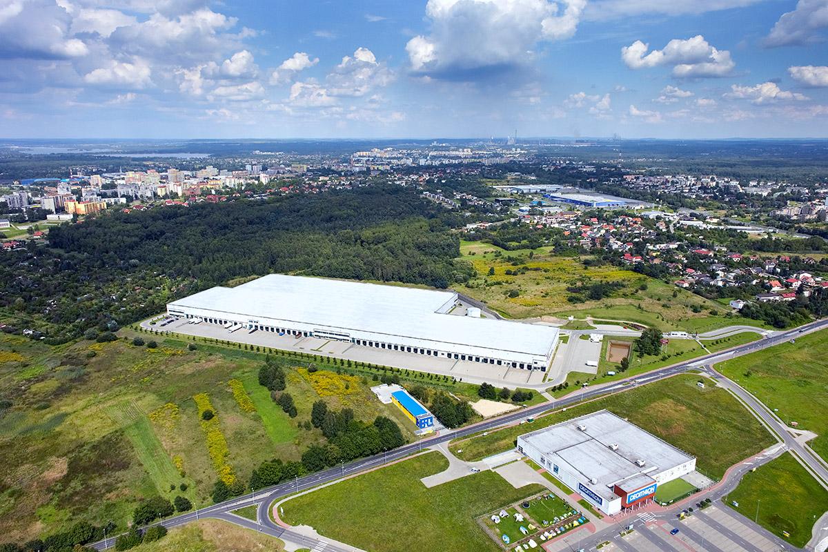 Distribution Park Sosnowiec