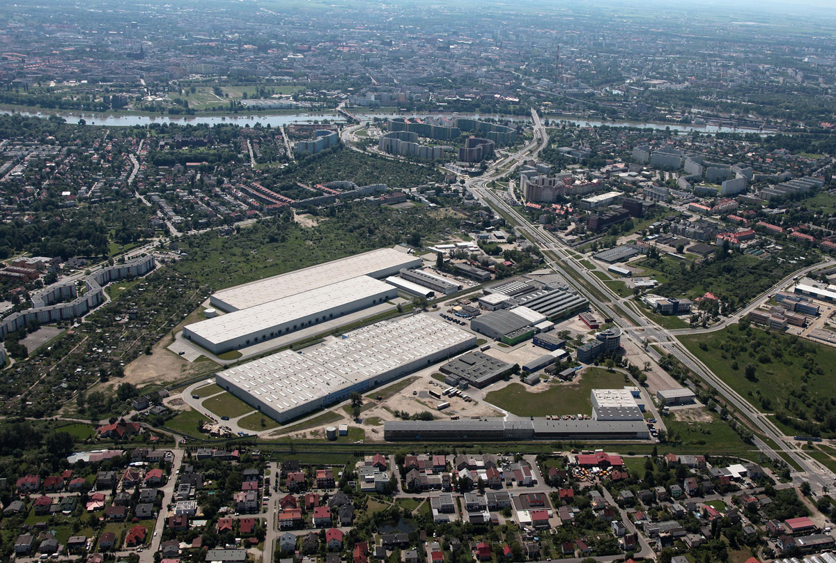 Distribution Park Wroclaw
