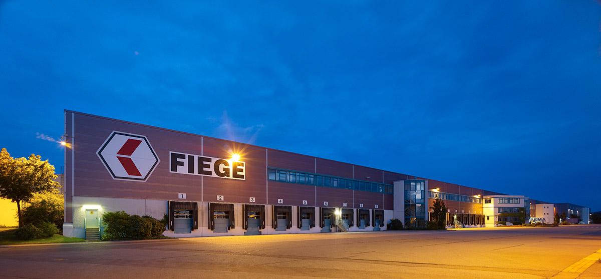 Fiege Mega Centre