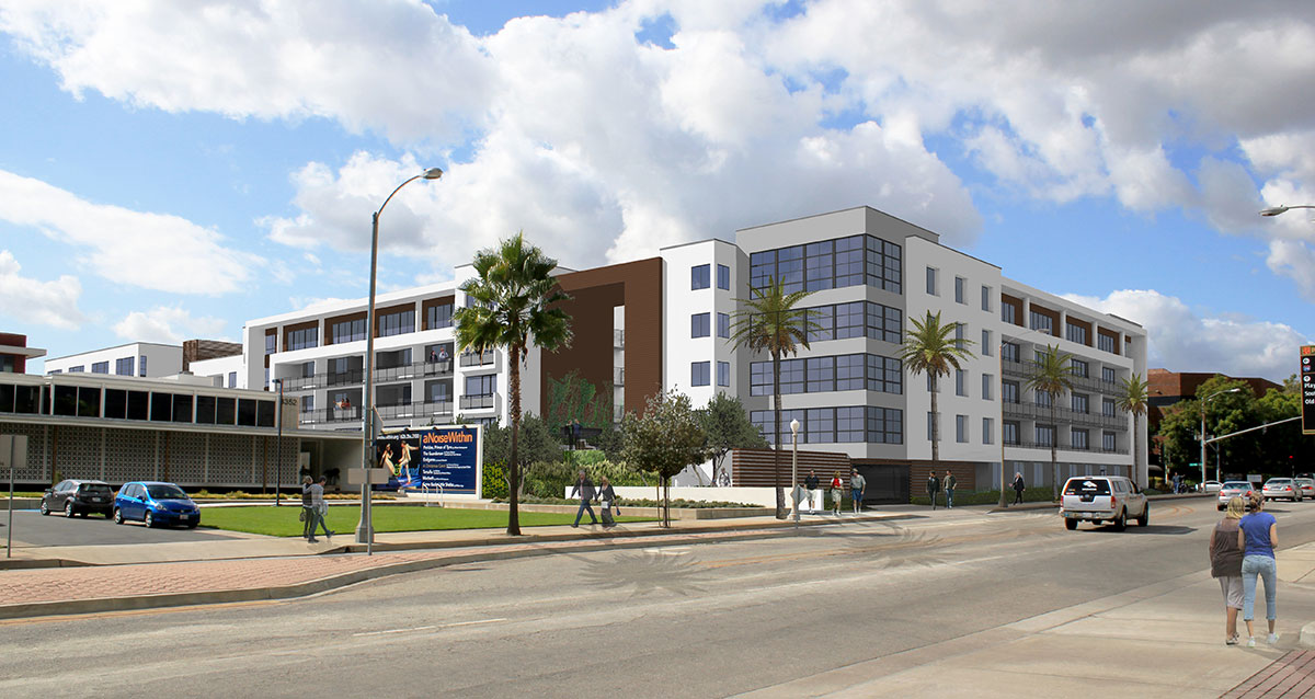 The Ellington Pasadena Properties Hines