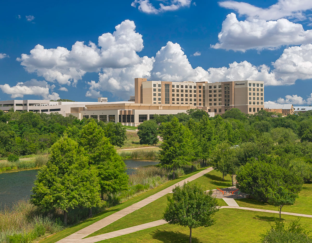 The Sheraton Georgetown Texas Hotel & Conference Center