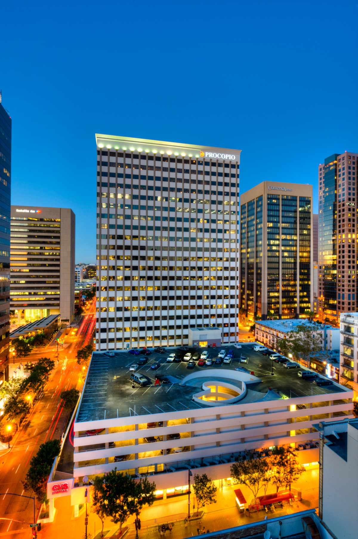 Golden Eagle Plaza/525 B Street - San Diego, CA