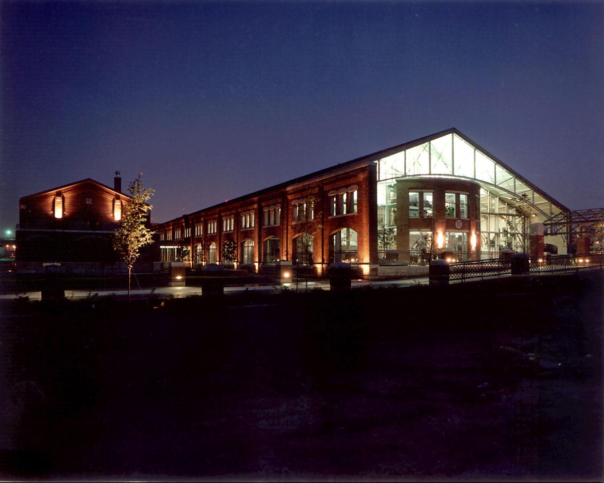 Union Pacific Harriman                 Dispatch Center