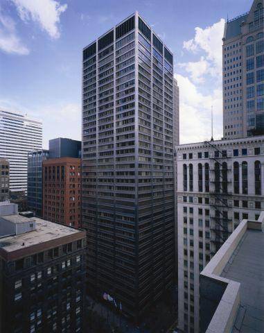 Harris Bank Complex