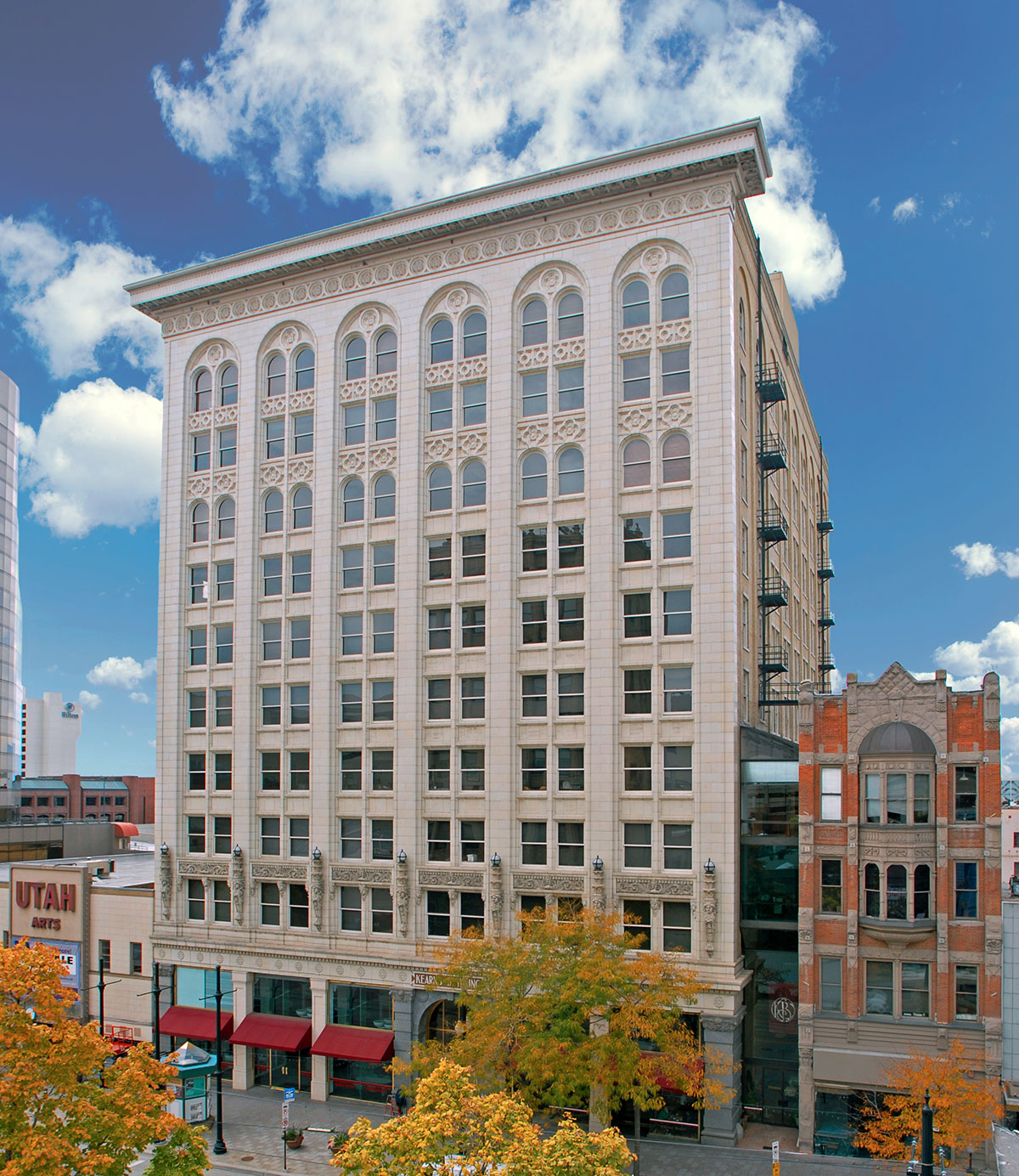 Downtown Salt Lake City Living: The Kearns Building