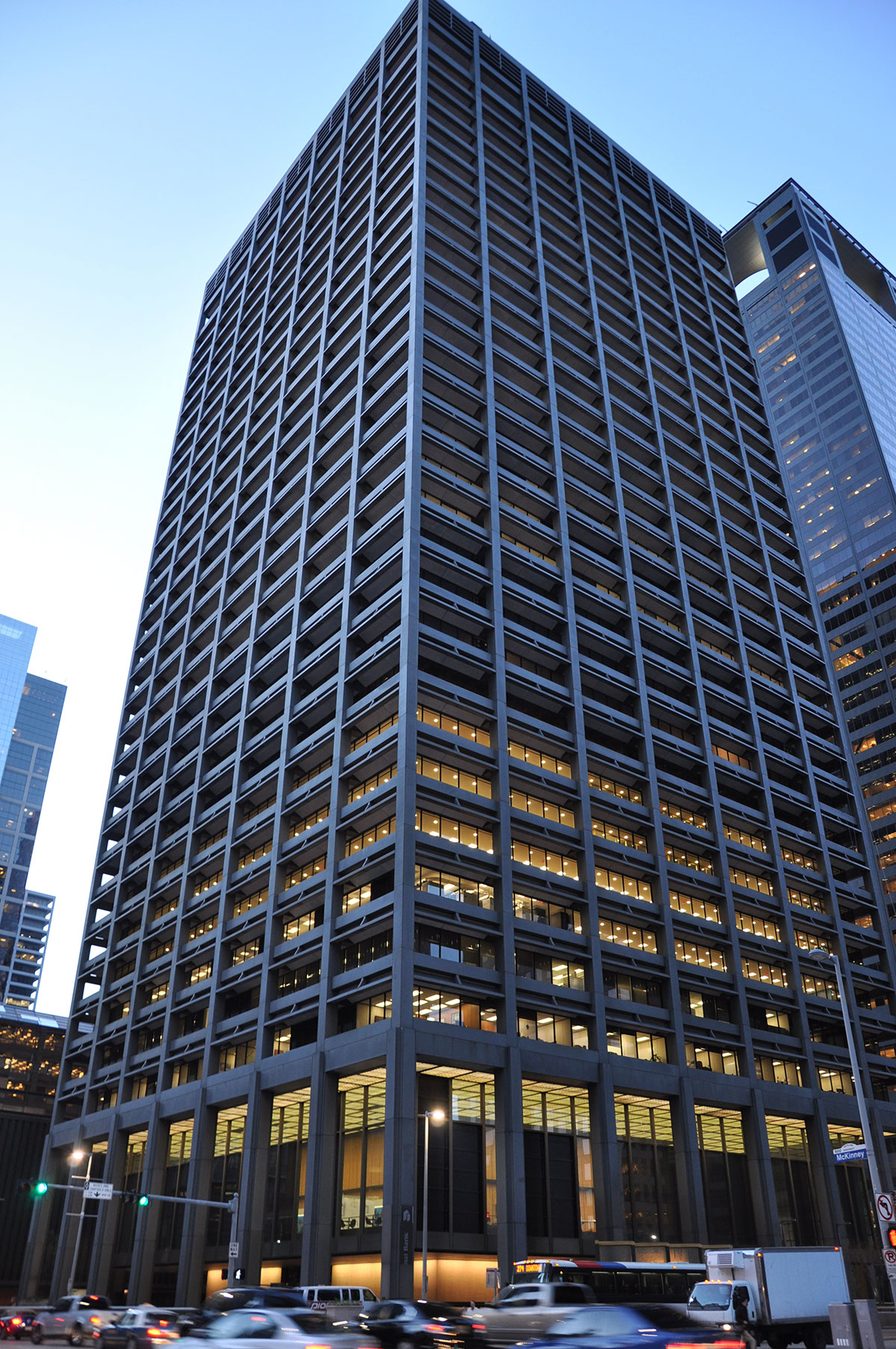 Kinder Morgan Tower Redevelopment