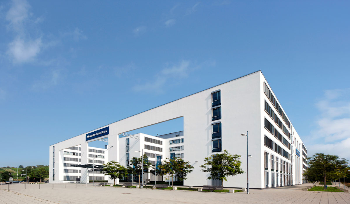 Mercedes Benz Bank Building Stuttgart Properties Hines