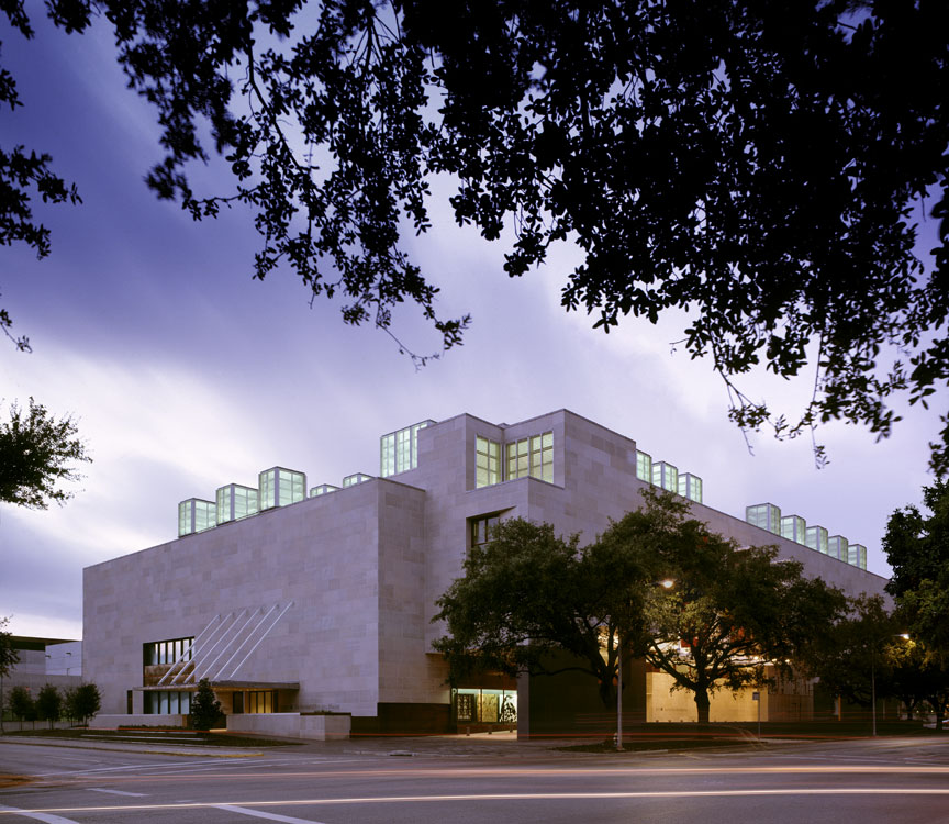 Museum of Fine Arts, Houston Audrey Jones Beck Building