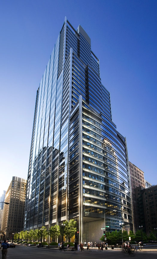 One North Wacker - Chicago - Properties – Hines