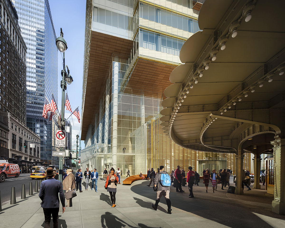One Vanderbilt New York Properties Hines