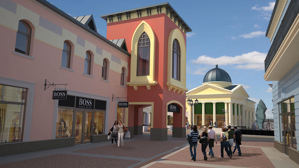 Outlet Village Belaya Dacha - Phase II