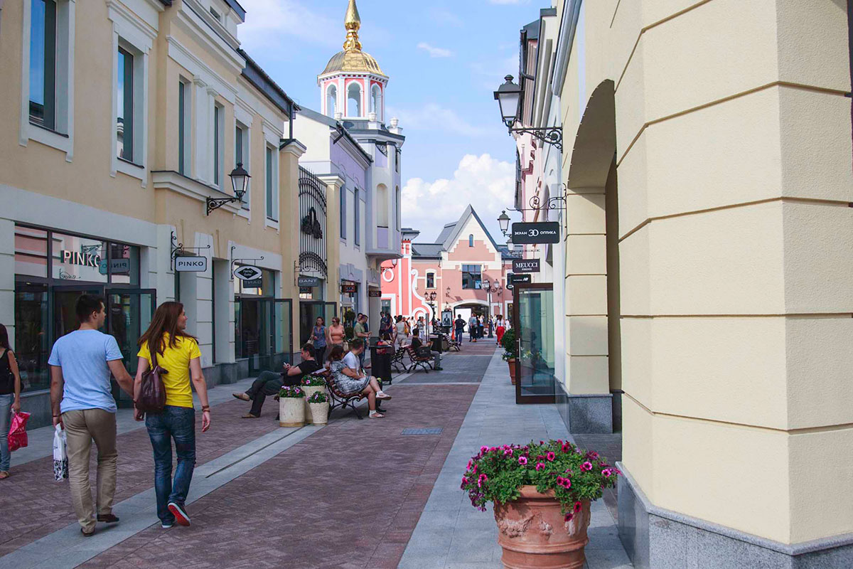 14c13dca9fa15 Outlet Village Belaya Dacha - Moscow - Properties – Hines