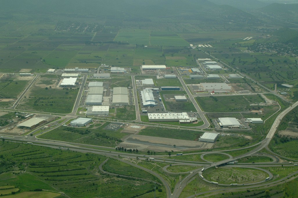 Parque Industrial Quer Taro Quer Taro Properties Hines