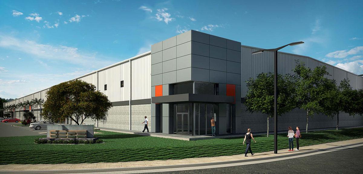 Parque Industrial Vacamonte Multi-tenant Building I