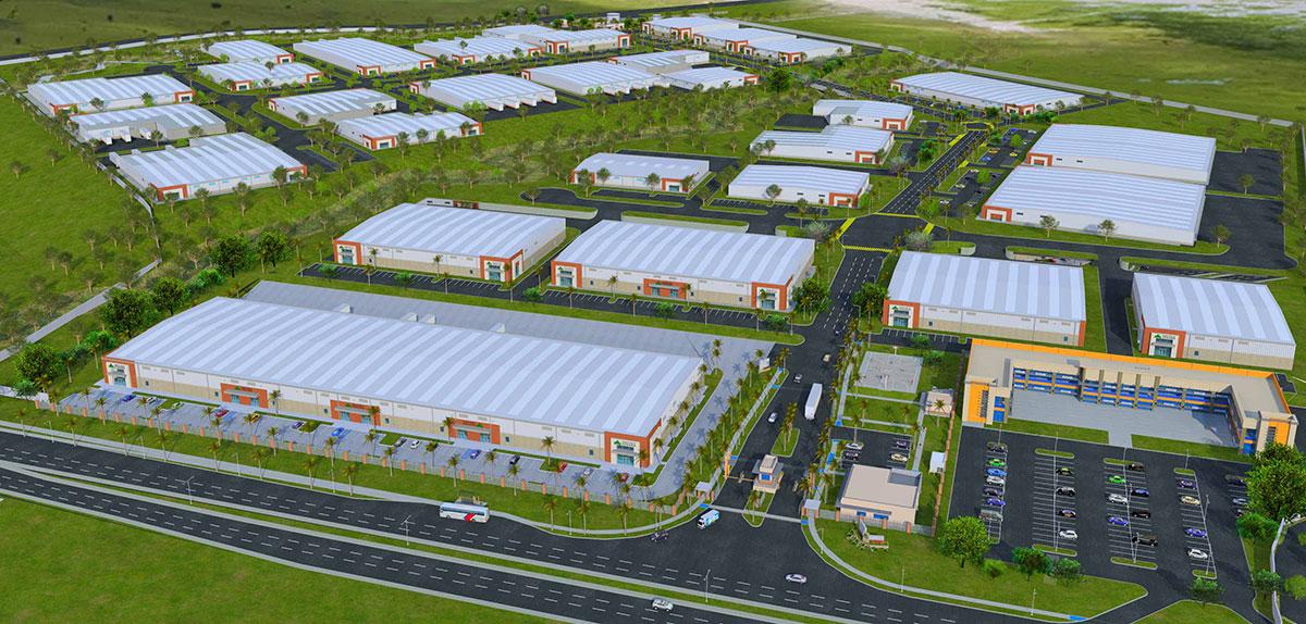 Parque Logistico Panama Phase II