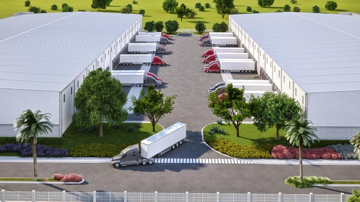 Parque Industrial Tecnológico IV - Phase I