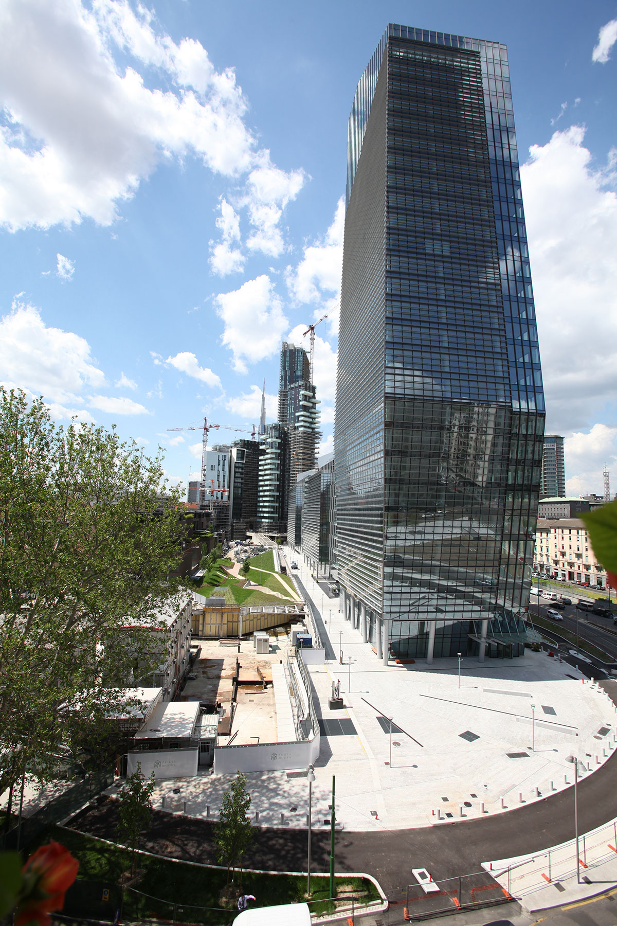 Porta Nuova Varesine - Business District Varesine