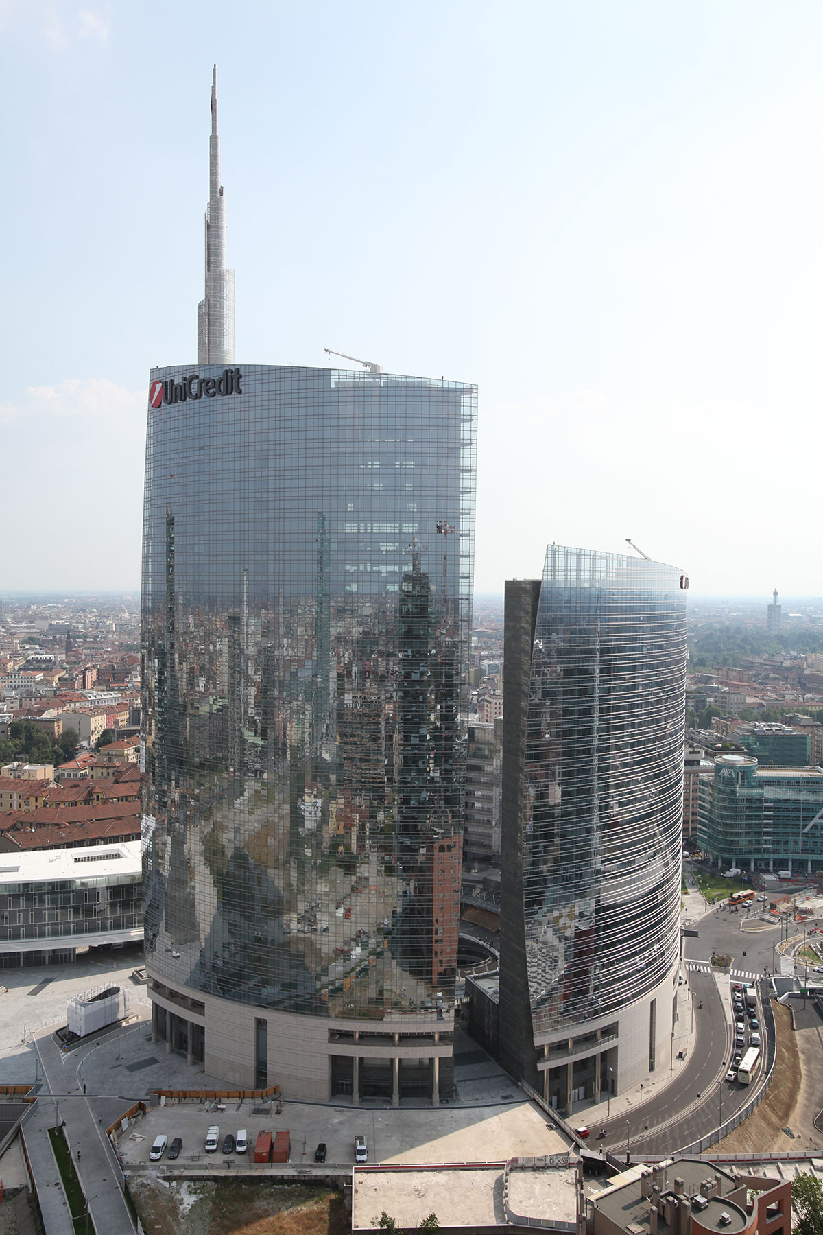 Porta Nuova Garibaldi - UniCredit Campus