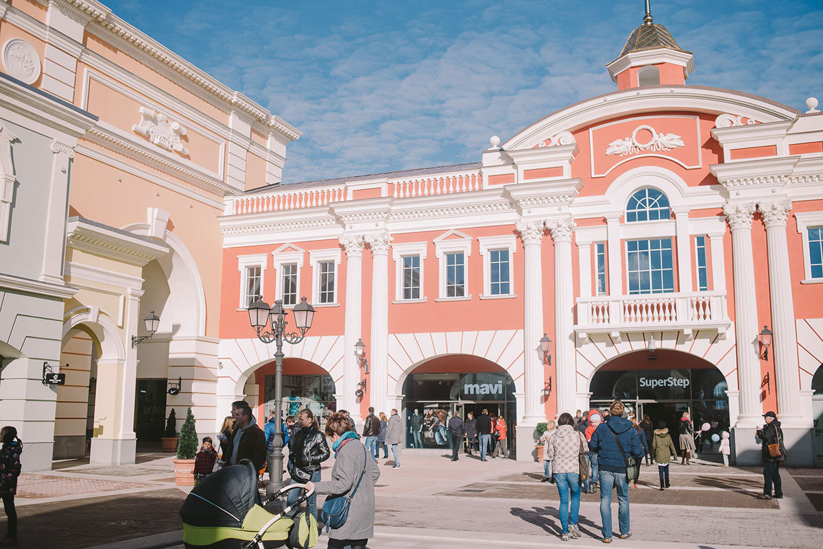 Outlet Village Pulkovo