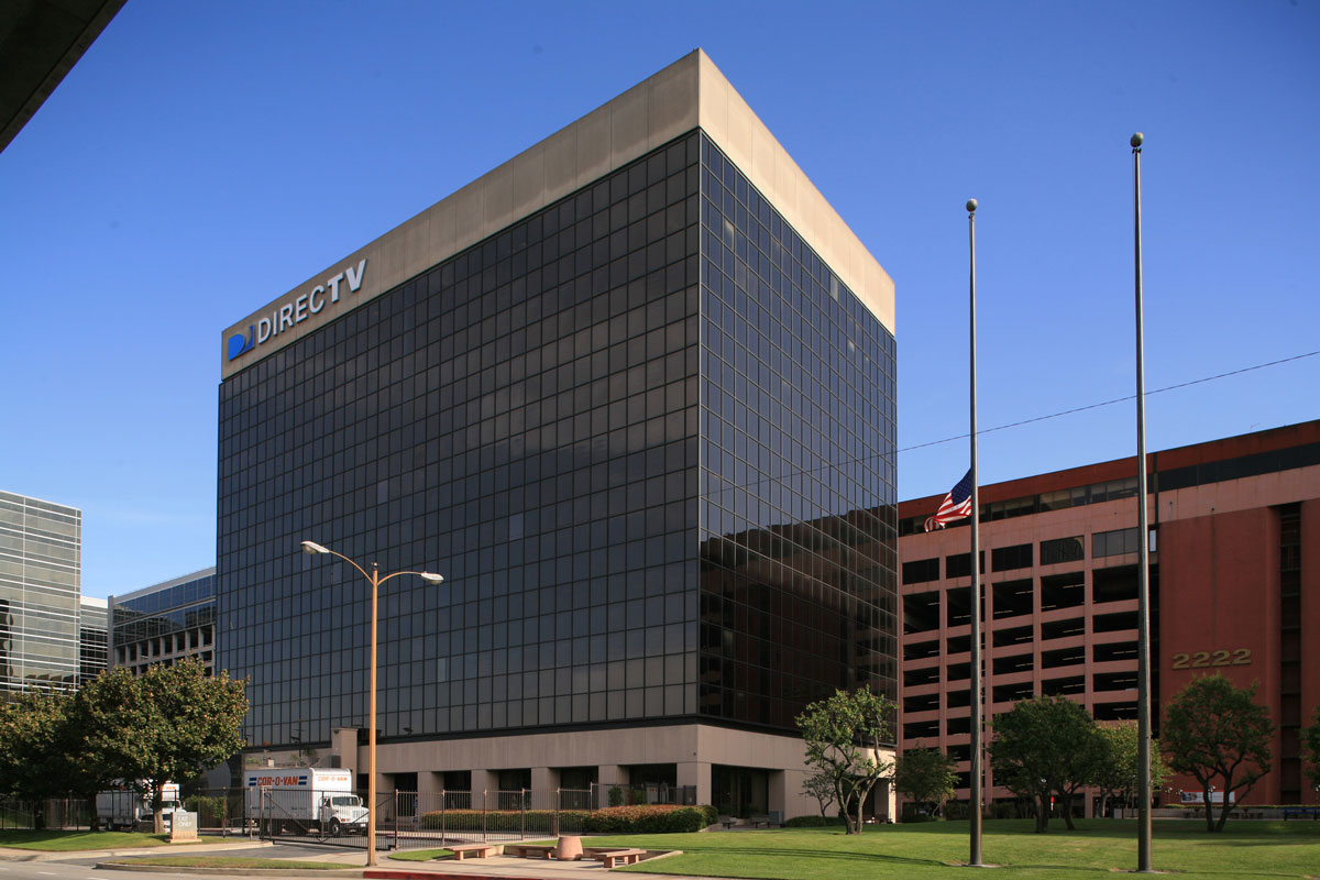 Raytheon/DirecTV Buildings