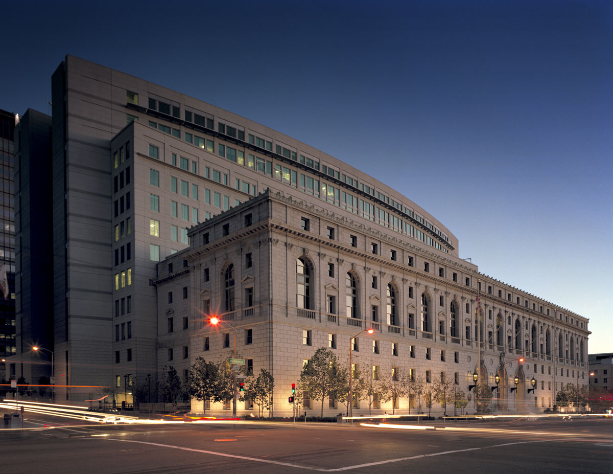 San Francisco Civic Center Complex