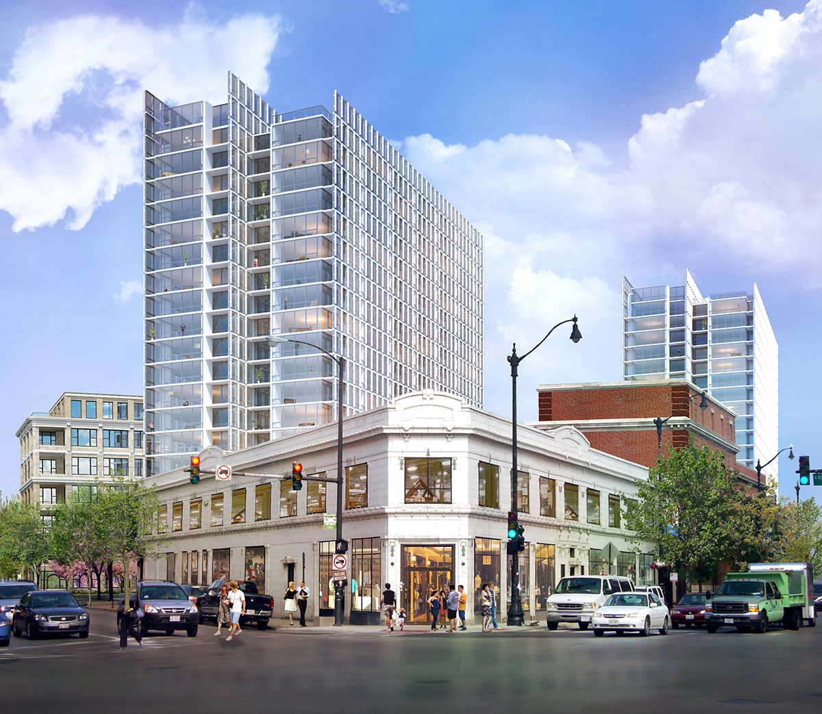 The Lincoln Common Chicago Properties Hines