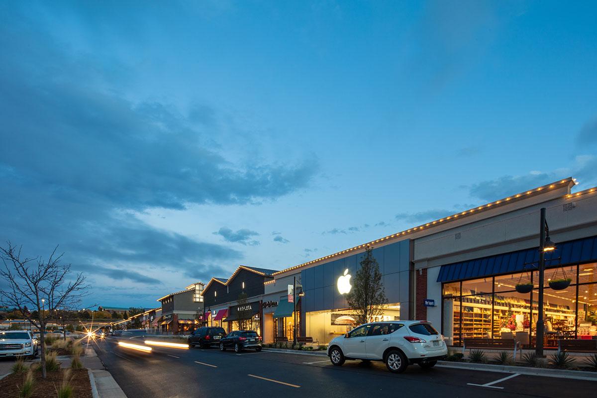 The Promenade Shops at Briargate