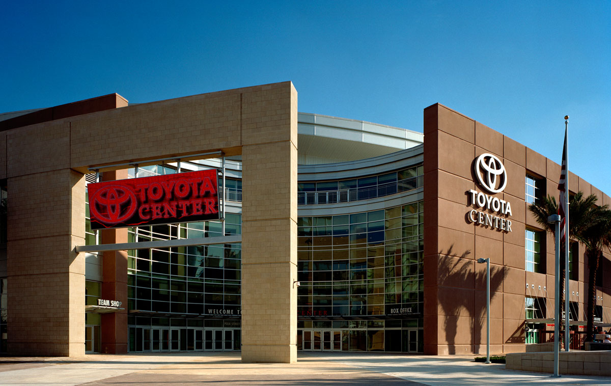 Toyota Center Houston Properties Hines