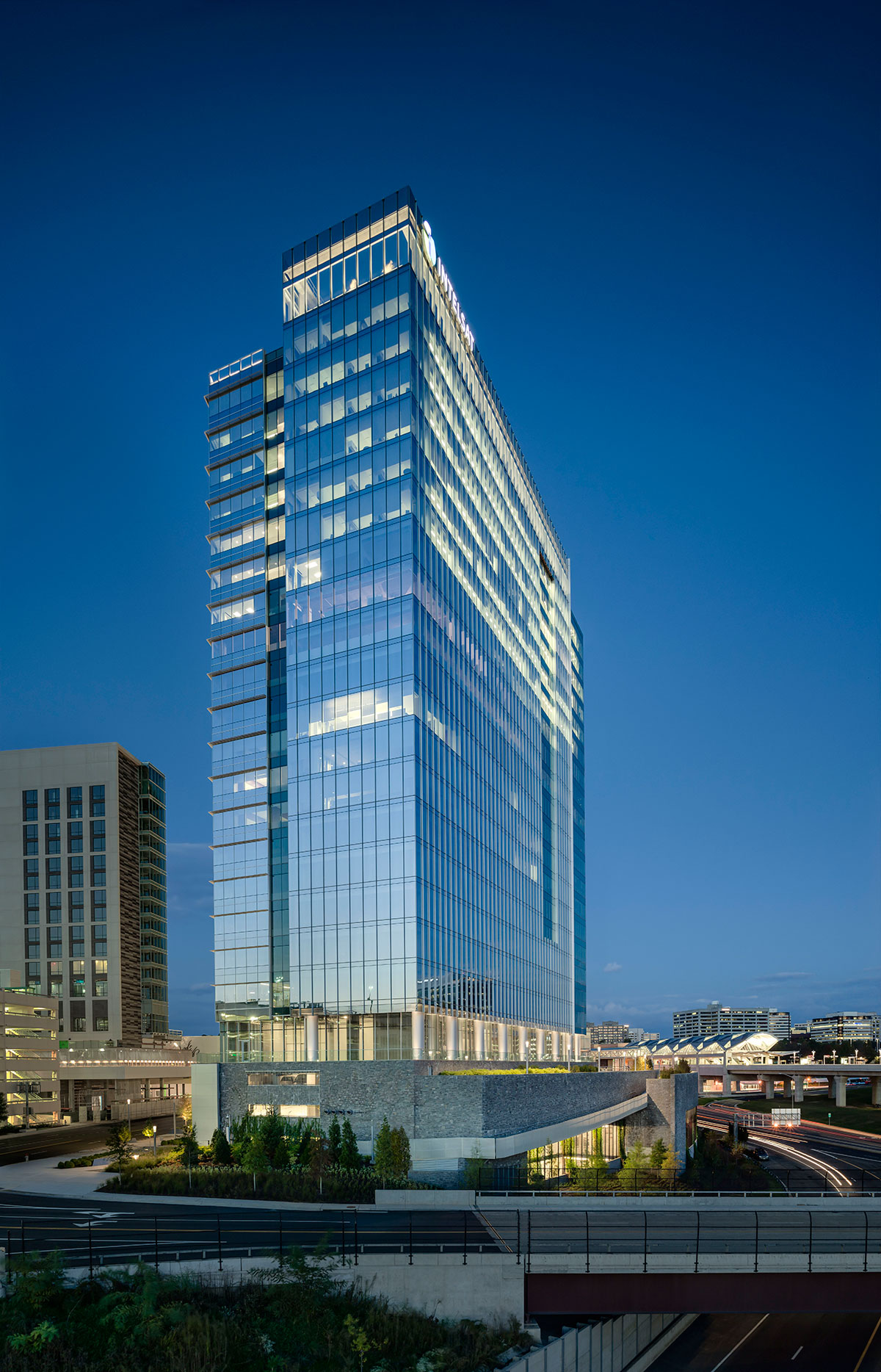 Tysons Tower