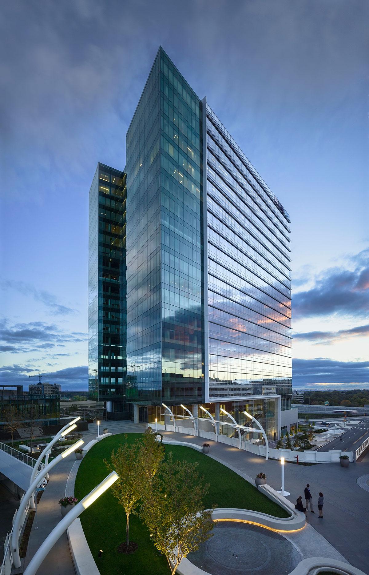 Tysons Tower McLean Properties Hines