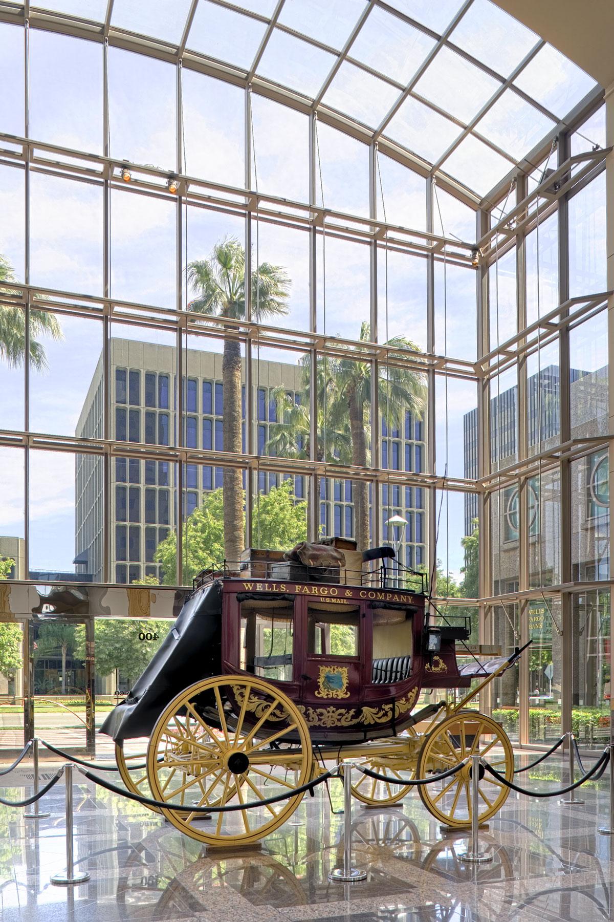 Wells Fargo Center - Sacramento - Properties – Hines