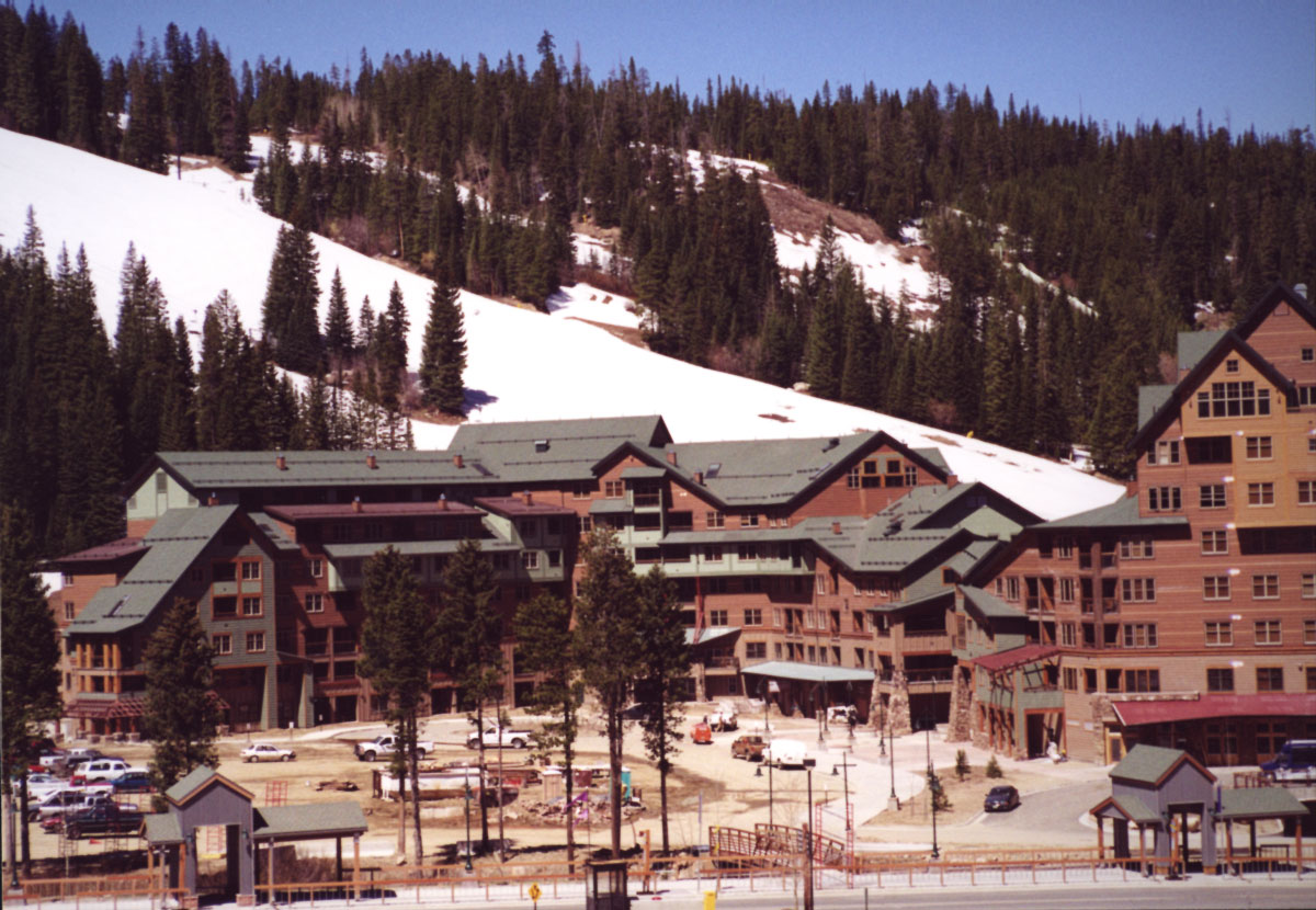 Zephyr Mountain Lodge At The Village At Winter Park