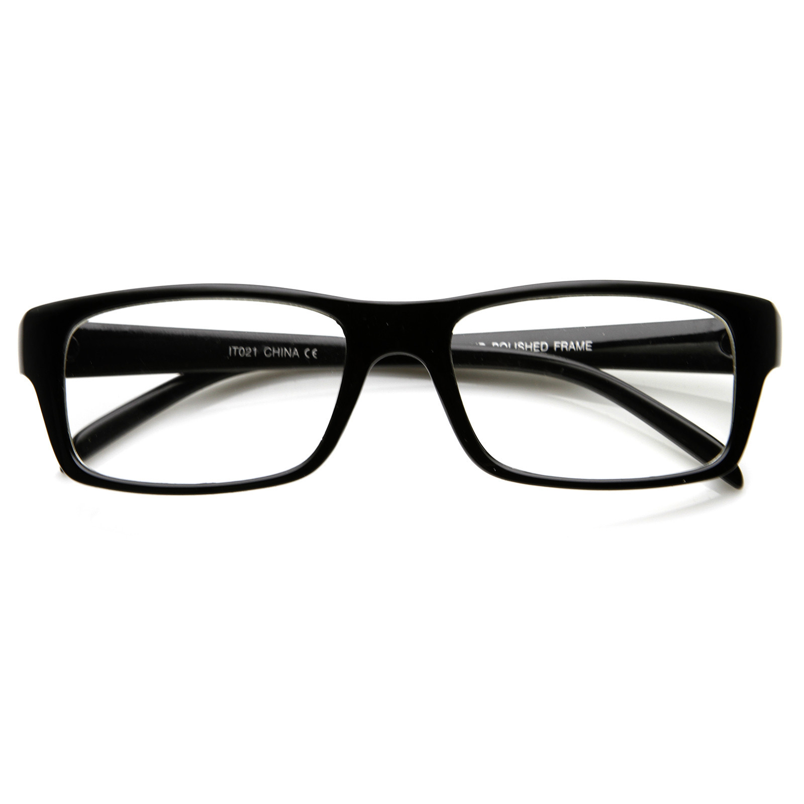 New Square Optical Frame Clear Lens Fashion Glasses 8716 - ZeroUV ...