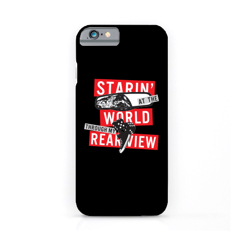 Rearview phonecase
